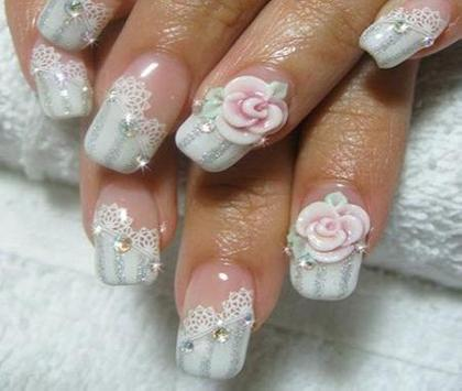 Pretty Nail Design Ideas apk screenshot