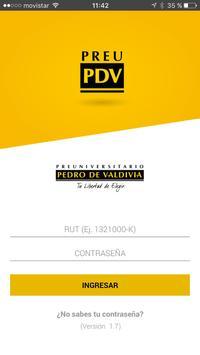 Preu PDV poster