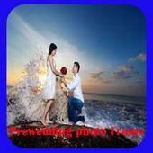 Prewedding photo Frame icon