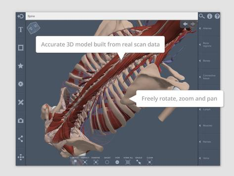Spine 3d Rt Sub Apk Download Free Medical App For Android