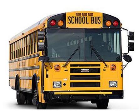 Prime GoGo School Bus Tracker poster