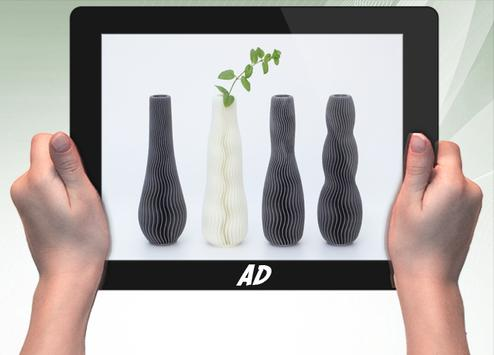3D Printed Vase screenshot 4