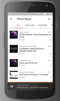 Prince Royce All Songs screenshot 5