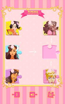Princess Puzzle Game for Girls apk screenshot