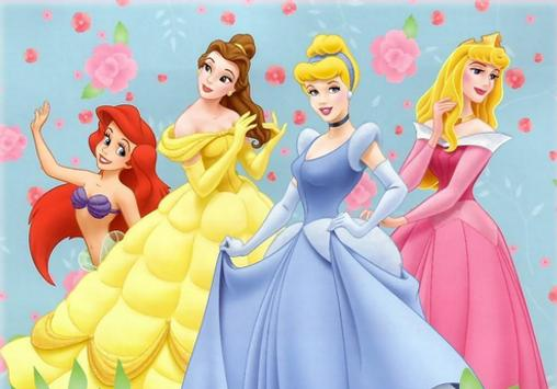 Princess Beauty Wallpaper HD screenshot 7