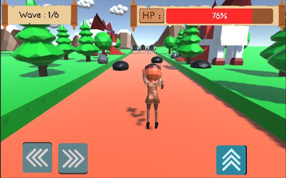 Adat Defender 3D screenshot 1