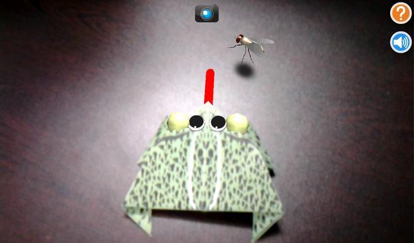 창의력이 반짝반짝! 증강현실 종이접기AR (동물편) screenshot 2