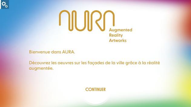 AURA - Augmented Reality Artworks screenshot 4