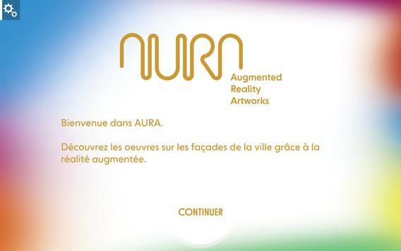 AURA - Augmented Reality Artworks screenshot 2
