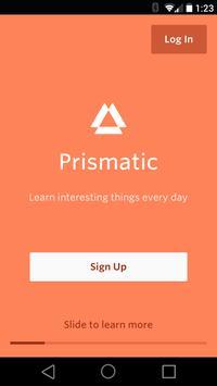 Prismatic: Social News poster