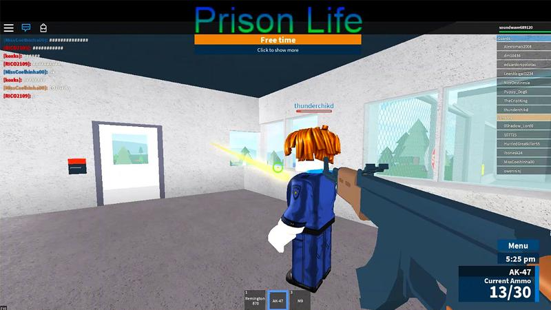 Prison Life Roblox Tips For Android Apk Download