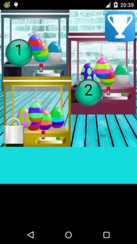 prize claw eggs game apk screenshot