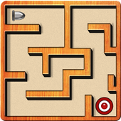 Free Square Maze Game for Android Mobile & Tabs icon