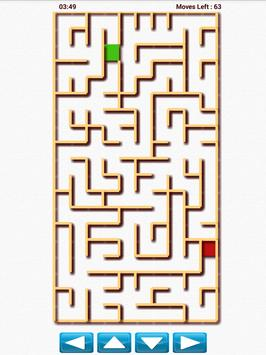 Free Square Maze Game for Android Mobile & Tabs screenshot 14