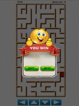 Free Square Maze Game for Android Mobile & Tabs screenshot 15