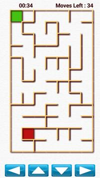 Free Square Maze Game for Android Mobile & Tabs screenshot 1