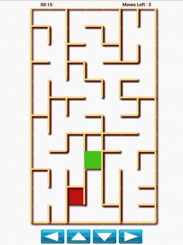 Free Square Maze Game for Android Mobile & Tabs screenshot 20