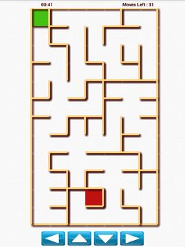 Free Square Maze Game for Android Mobile & Tabs screenshot 9