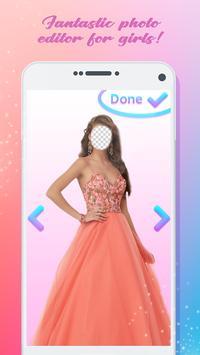 Prom Dress Photo Montage apk screenshot
