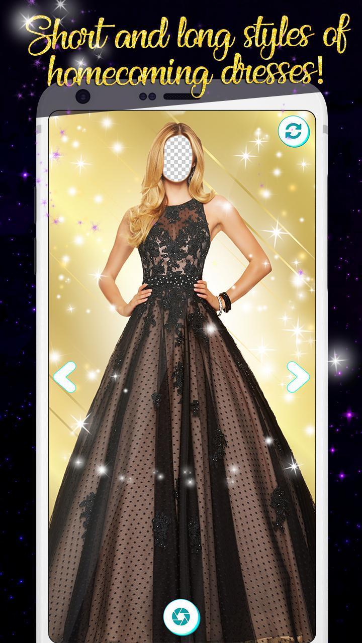be21f9366 فستان الحفلة و فساتين سهرة للمحجبات for Android - APK Download