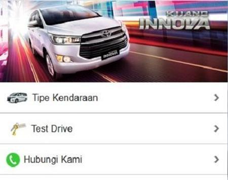 Promo Mobil Toyota Karawang 2018 screenshot 18