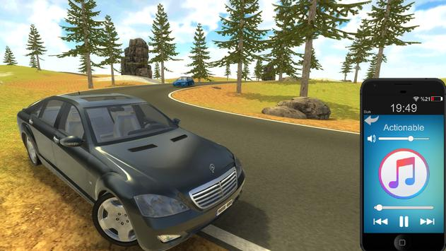 Benz S600 Drift Simulator 截圖 6