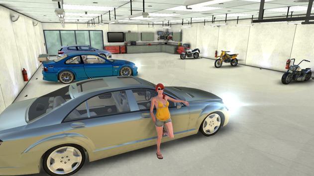 Benz S600 Drift Simulator screenshot 2