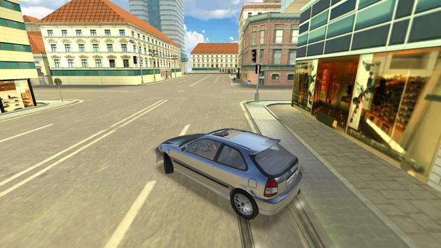 Civic Drift Simulator screenshot 5