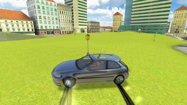 Civic Drift Simulator screenshot 10