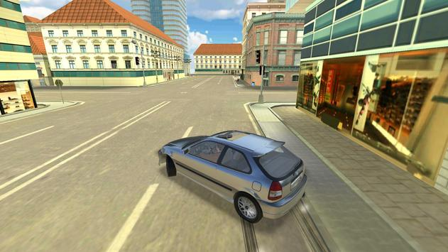 Civic Drift Simulator screenshot 17