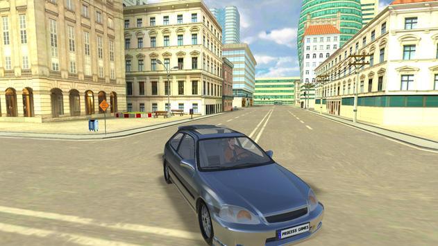Civic Drift Simulator screenshot 2