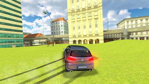Golf Drift Simulator apk screenshot