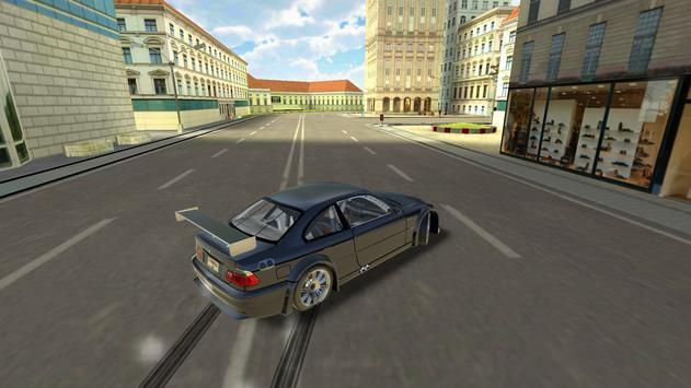M3 E46 Drift Simulator apk screenshot