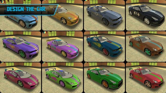 Tuning Car Racing screenshot 1