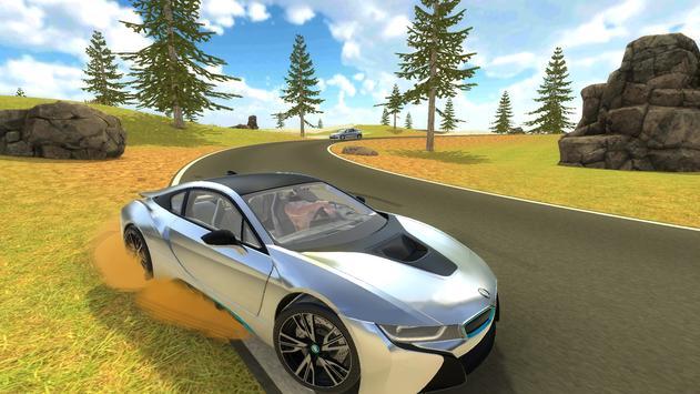 i8 Drift Simulator screenshot 4