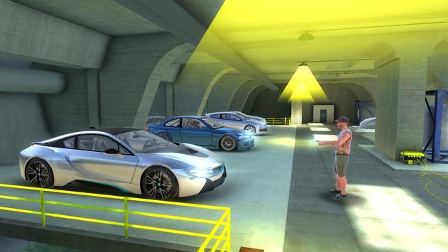 i8 Drift Simulator poster