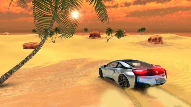 i8 Drift Simulator screenshot 3