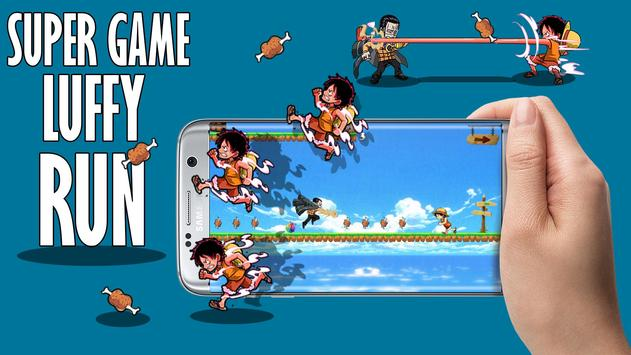 Game pirates luffy run screenshot 6