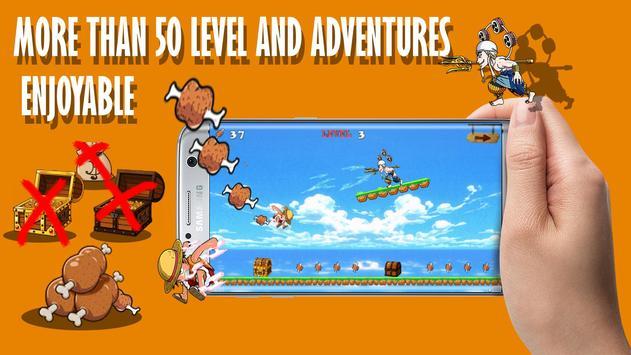 Game pirates luffy run screenshot 1