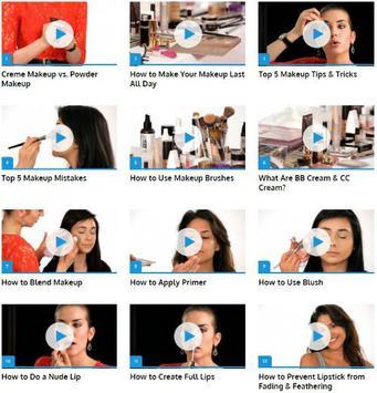 Makeup Tricks poster