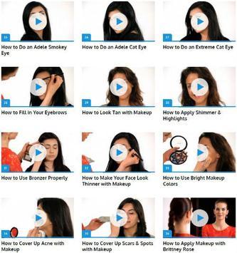 Makeup Tricks screenshot 2