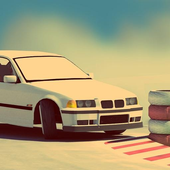 Drifting BMW icon