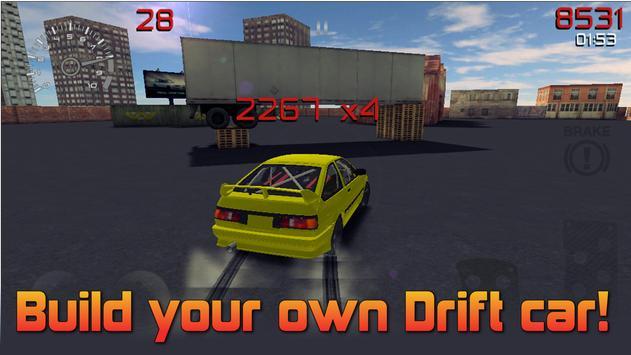 Real Drifting Car Drift Free poster