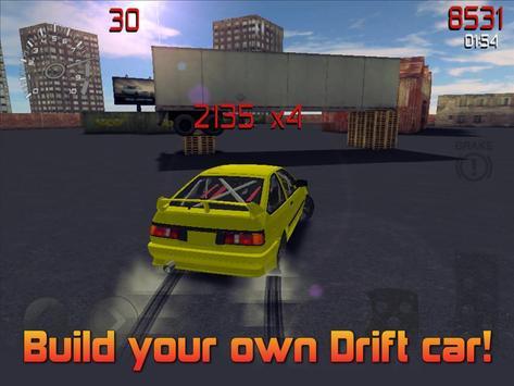 Real Drifting Car Drift Free screenshot 5