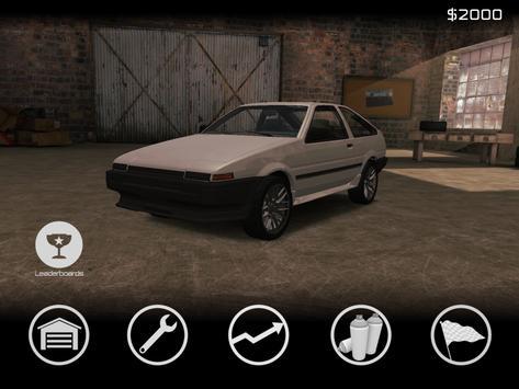 Real Drifting Car Drift Free screenshot 7