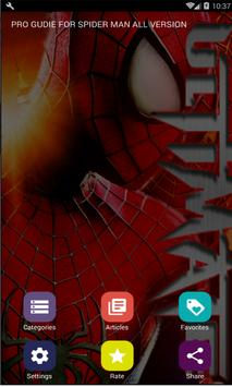 Guide Amazing Spider-Man 2 Live WP All Version poster