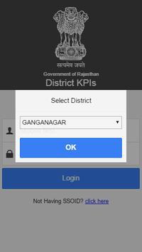 District KPIs screenshot 1