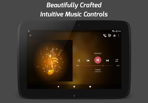 Pi Music Player - Mp3 Music Player apk screenshot