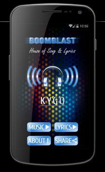 Kygo Stay Song Lyrics apk screenshot