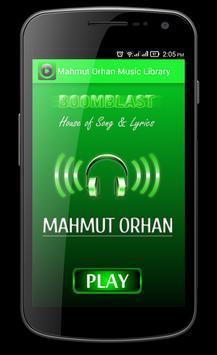Mahmut Orhan Feel Song Lyrics apk screenshot